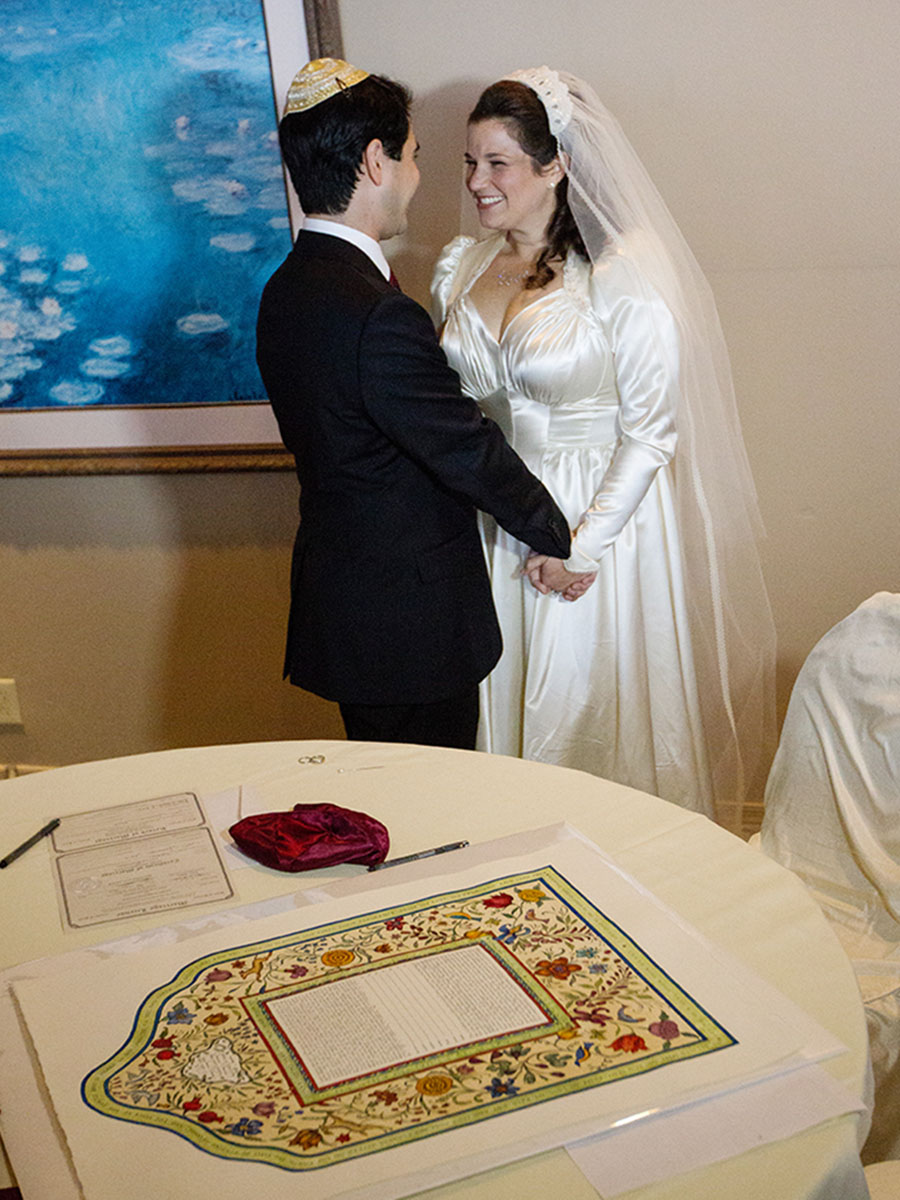 Dutch-Style-Custom-Ketubah-Sigining-Ceremony