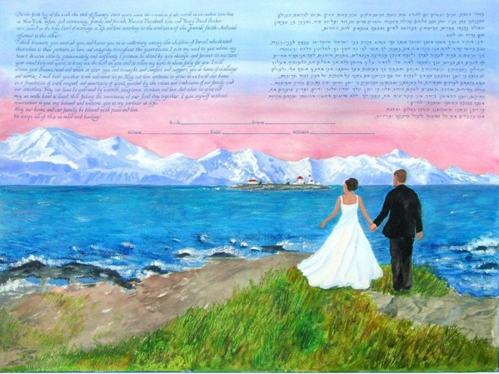 Rocky-Point-Ketubah