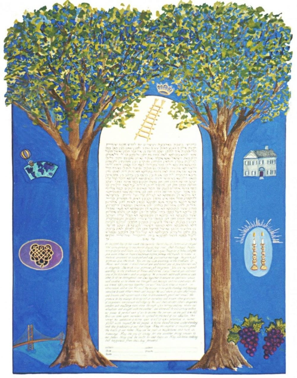 Golden-Gate-Ketubah