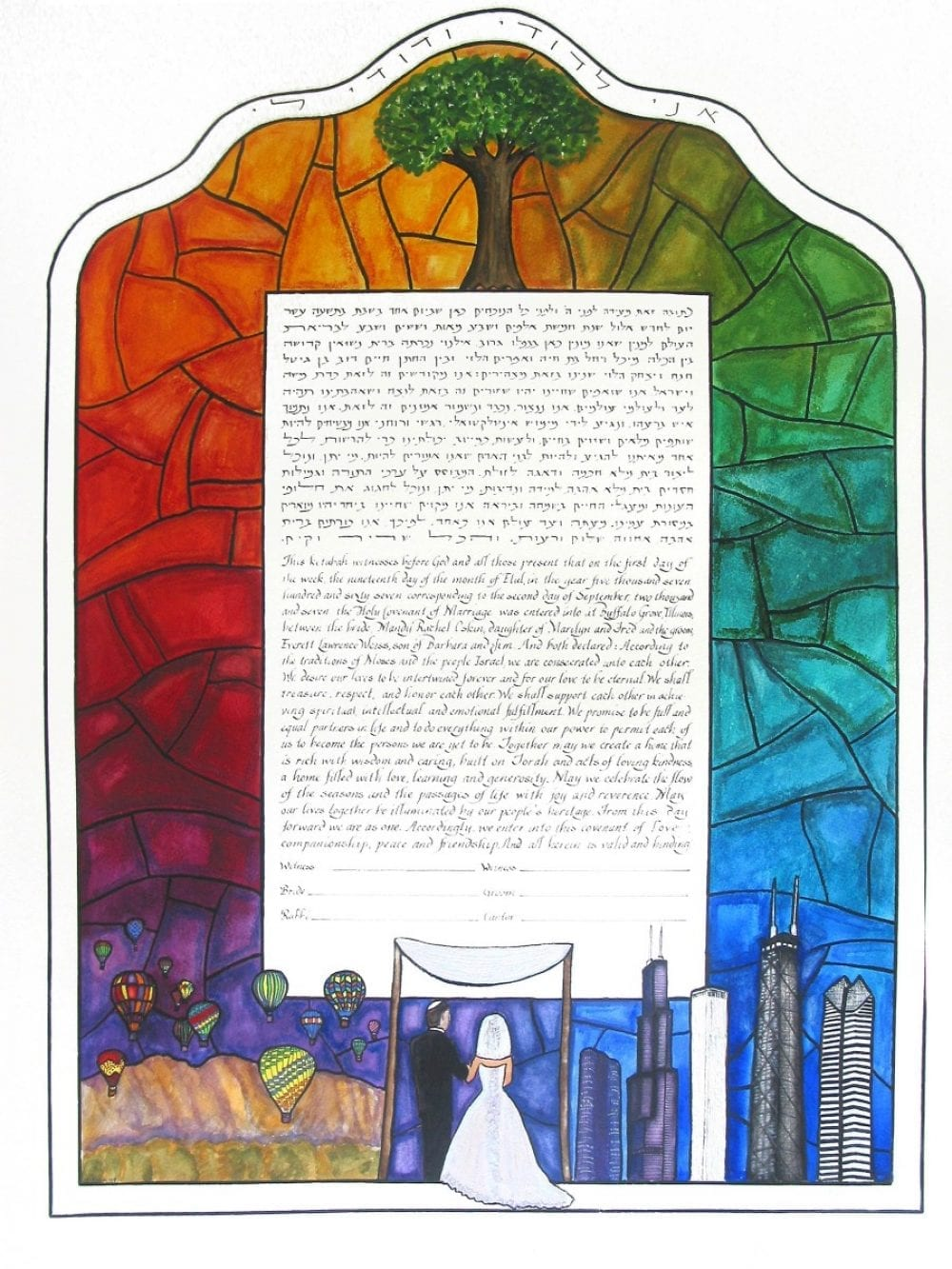 Hot-Air-Balloon-Ketubah