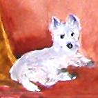 dogs ketubah art