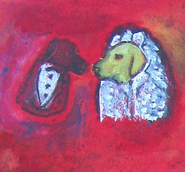 dog detail 1