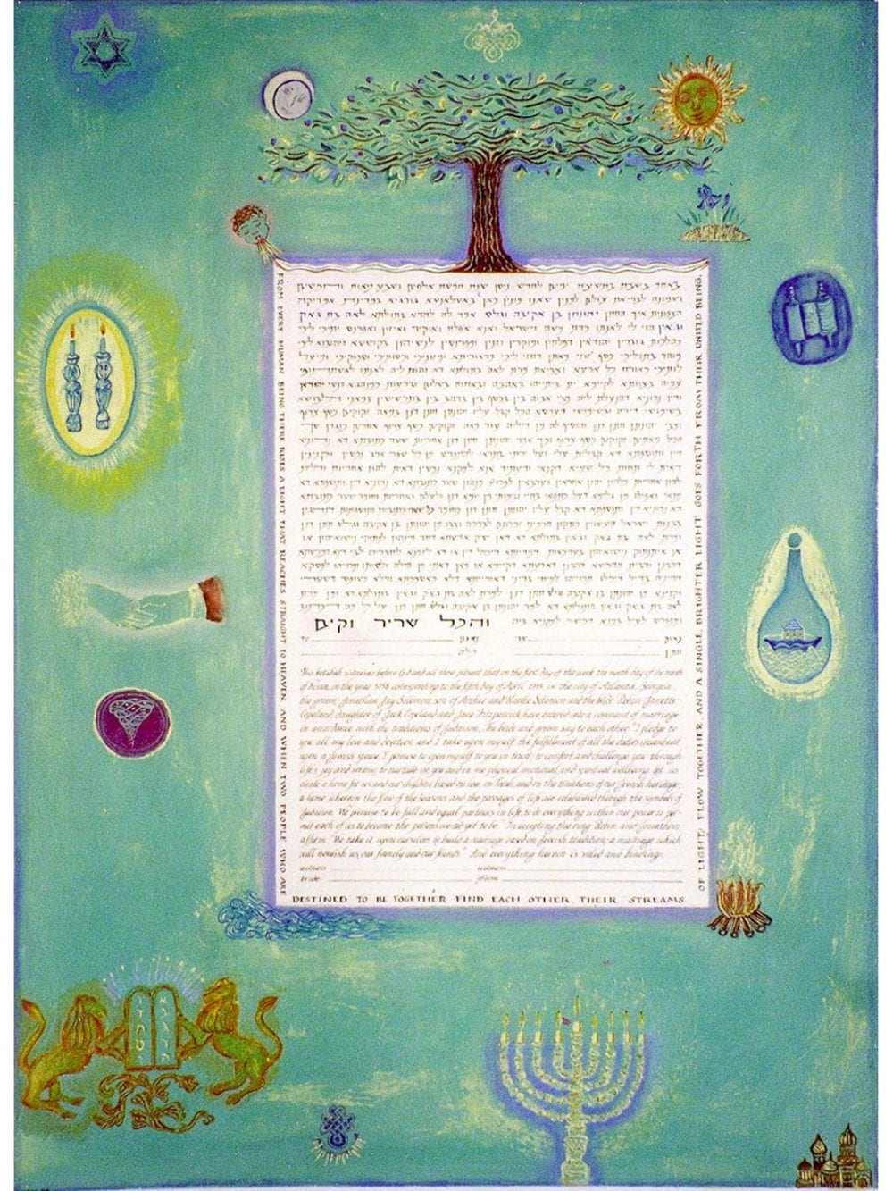chagall-moscow-ketubah