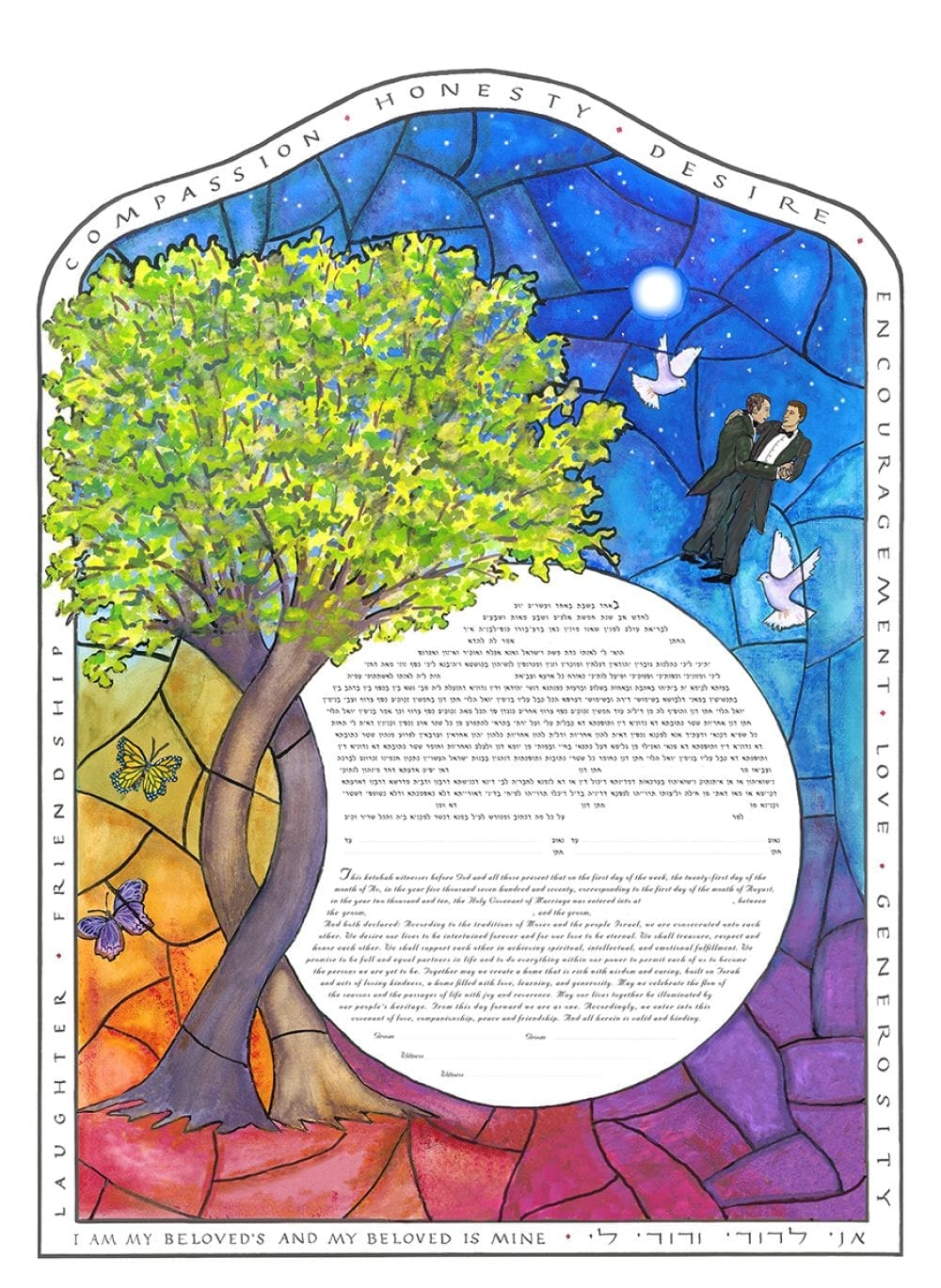 circle-stained-glass-ketubah-print-2-grooms