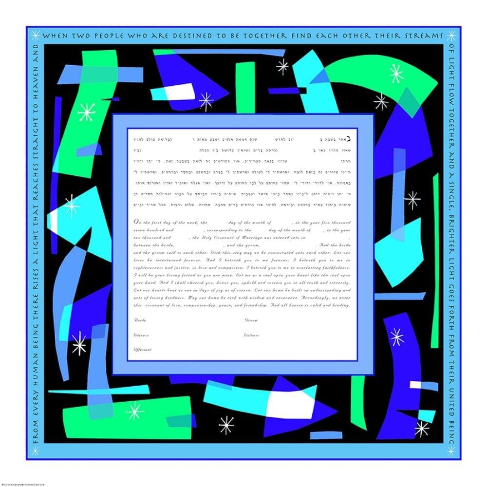 Miro-Ketubah-Print