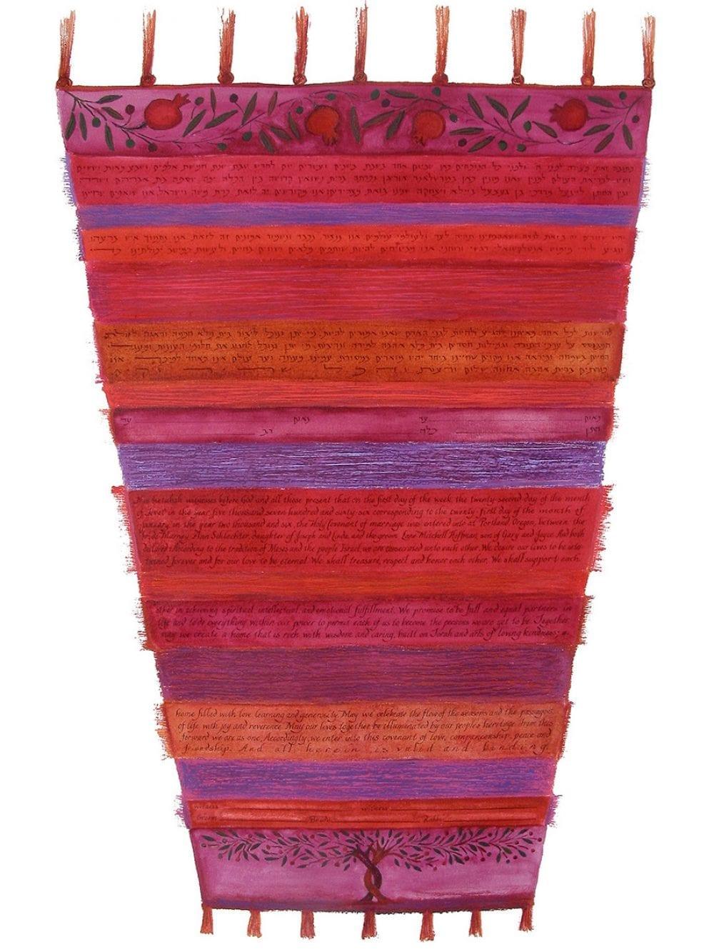 tallit-weaving-reds-ketubah