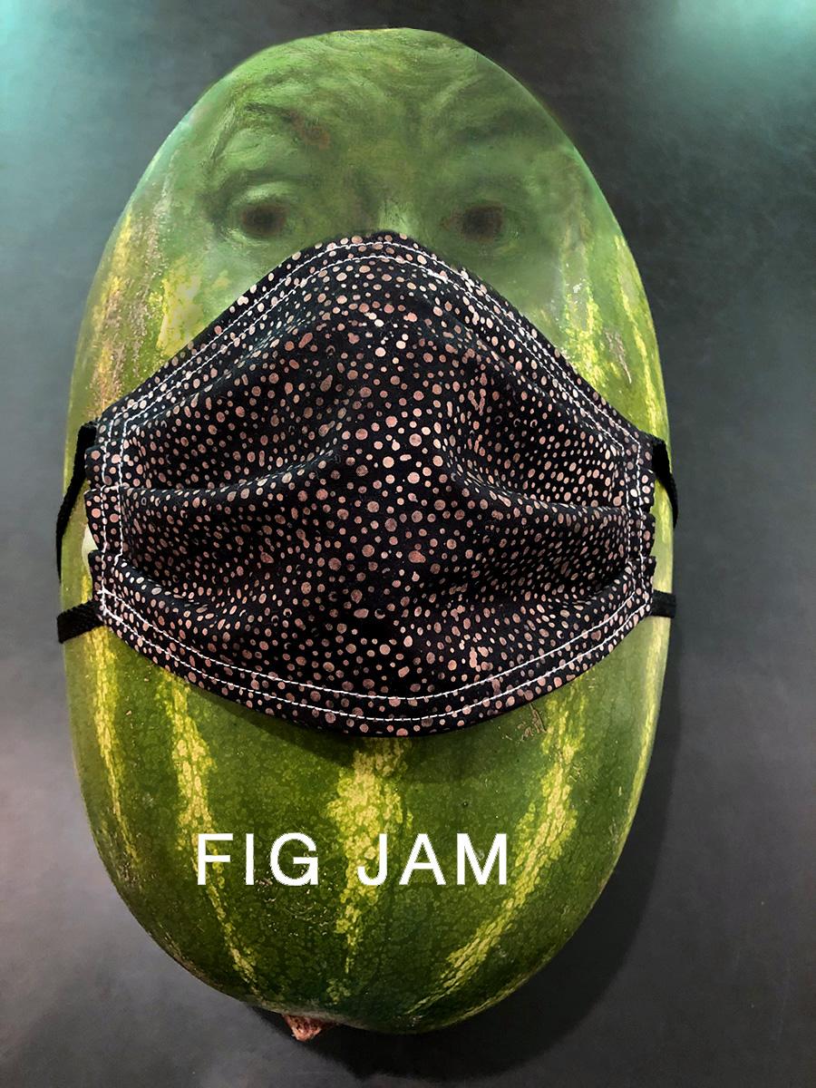 fig jam face mask